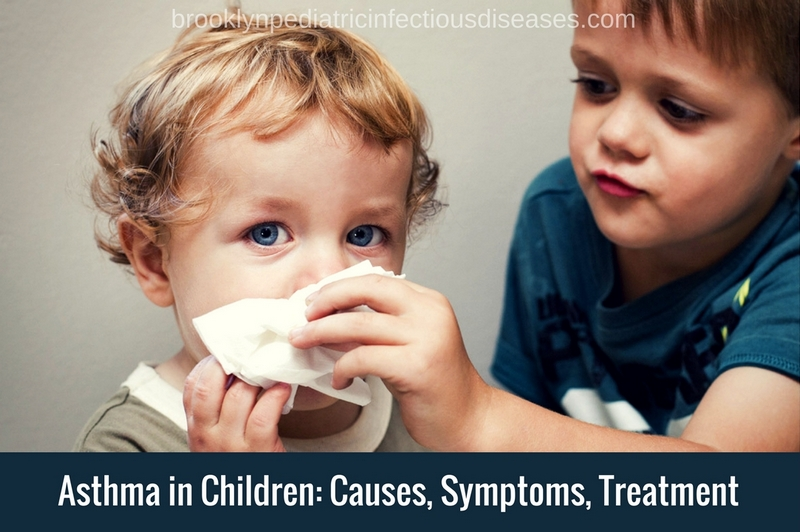 asthma and children
